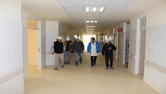 Photo of Hospital de Lanco: Inicia recepción de multimillonaria construcción de Salud