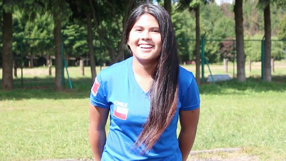Photo of Mujeres Al Centenario De Lanco – Camila Curimil