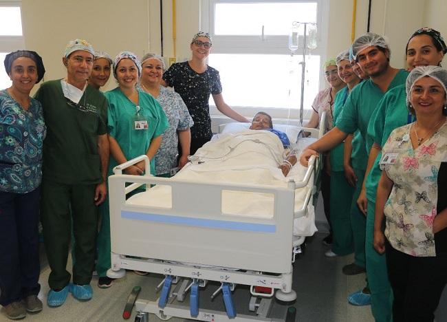 Photo of Hospital de Lanco inauguró Pabellón Quirúrgico, con paciente de Panguipulli