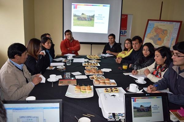 Photo of Consejo Asesor Regional y Jóvenes de la Mesa Regional buscan estrategias para potenciar el sector agropecuario.