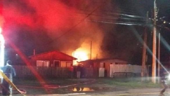 Photo of Incendio consumió casa habitación en Avenida Centenario