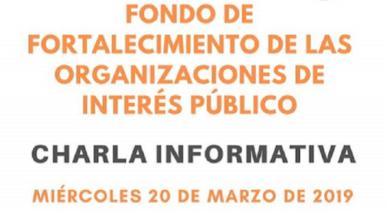 Photo of ¿Quieres postular a fondos del gobierno? Se realizarán charlas informativas en Lanco y Malalhue