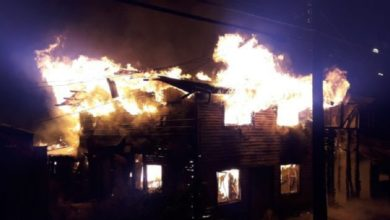 Photo of Incendio deja viviendas destruidas en Malalhue