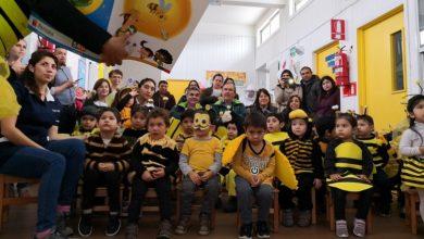 Photo of Niños y niñas conocen el maravilloso mundo de las abejas junto al SAG e Integra