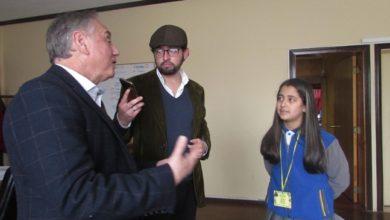 """Photo of Estudiantes del Colegio Alberto Córdova Latorre fueron los reporteros de """"Lanco un gran lugar para crecer"""""""
