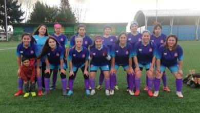 Photo of Selección Lanquina de Fútbol Femenina venció a su par de Paillaco