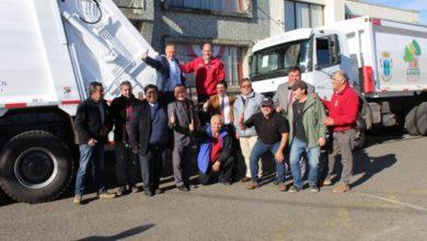 Photo of Municipio lanquino recibió 2 camiones recolectores de basura