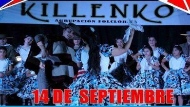Photo of Agrupación Killenco celebra fiestas patrias y aniversario con Gala folclórica