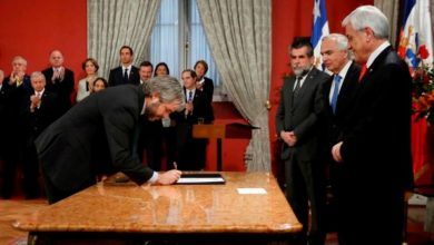 Photo of Cambio de Gabinete: Presidente modificó 8 ministerios.