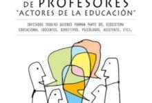 """Photo of """"Actores de la Educación"""", Cabildo de Profesores."""