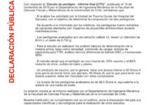 Photo of Universidad de Chile: Declaración pública.