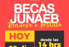 Photo of Educación: Comenzó proceso de postulación para Becas Junaeb 2020
