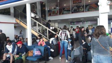 Photo of Aeródromo Pichoy de Mariquina : Problemas con sello de asfalto en provoca retraso en vuelos.
