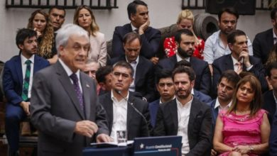 Photo of Oficialismo llegó a acuerdo para escaños reservados en proceso constituyente.
