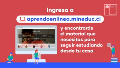 Photo of Aprendoenlinea: MINEDUC, MTT y ATELMO impulsan la teleducación con acceso gratuito a contenido educativo frente a contingencia por coronavirus.