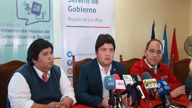 Photo of Gobierno destina 111 millones de pesos para financiar proyectos de Fondo de Medios en la región de Los Ríos