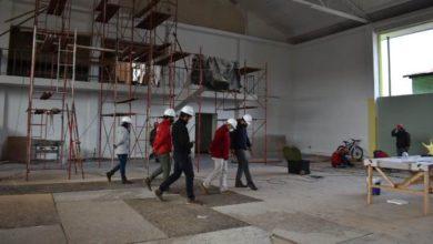 Photo of Lanco: Obra de conservación de gimnasio Hermanos Salvadores Salvi alcanza más de 60% de avance.