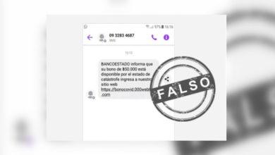Photo of BancoEstado emitió una advertencia de 2 mensajes falsos que circulan y cuyo fin es robar datos de los clientes.
