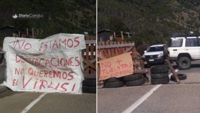 Photo of Corral: Vecinos bloquean acceso a las playas por llegada de turistas