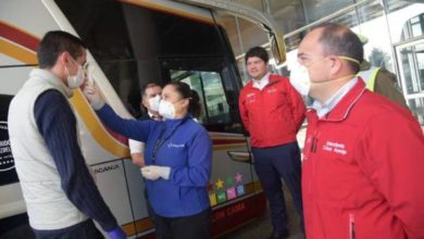 Photo of Anuncian barrera sanitaria en Terminal de Buses de Valdivia.