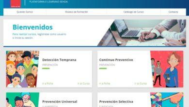 Photo of SENDA LOS RÍOS invita a los Establecimientos Educacionales de la región a conocer la oferta de cursos online de prevención del consumo de sustancias.