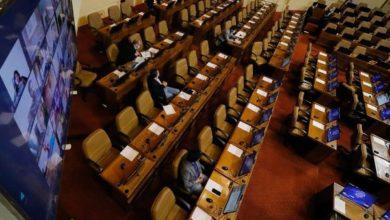 Photo of Senadores se abstuvieron votaron en contra de la retroactividad en el límite a la reelección.