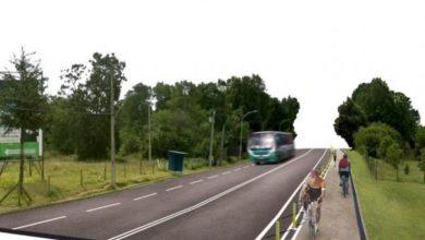 Photo of Construcción de senda para peatones y ciclistas en ruta a la costa de Valdivia será llevado a cabo el próximo semestre.